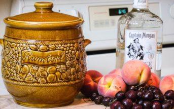 Румптоф, или ягодный «Ромовый горшок» (состав, рецепт, фото)