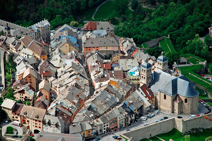 Экскурсии из Турина: город-крепость Бриансон