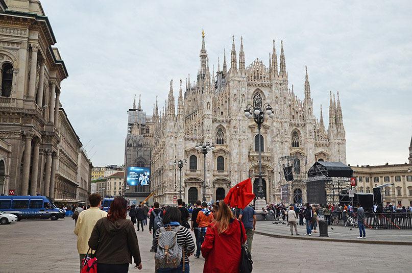 Экскурсия в Милан из Турина за один день