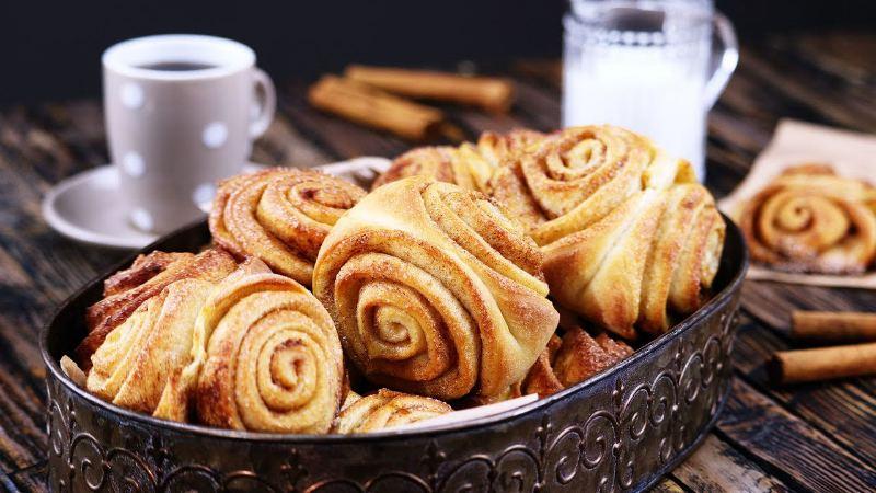 Францева булочка по-гамбургски: рецепт приготовления, ингредиенты