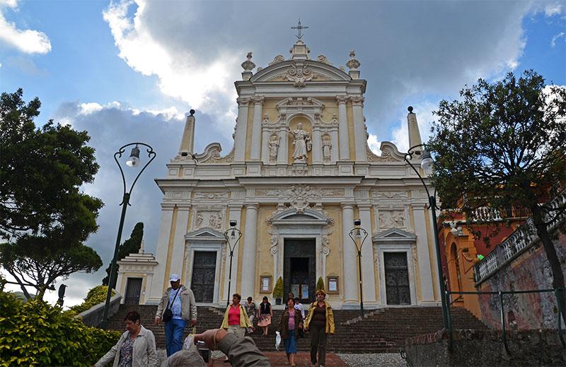 Экскурсии из Генуи: город Санта-Маргерита-Лигуре