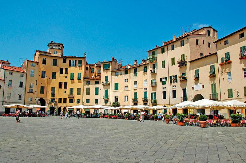 Лучшие экскурсии из Генуи: поездка в Лукку
