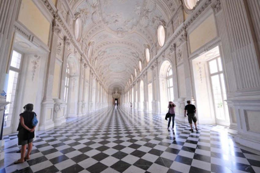 Экскурсии из Турина на один день: резиденция Венария Реале
