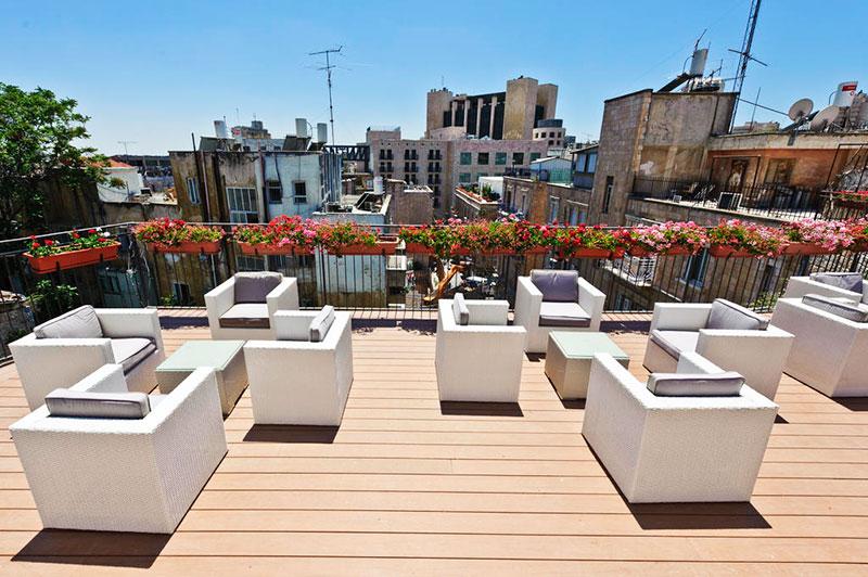 Где остановиться в Иерусалиме: Jerusalem Inn by Smart Hotels