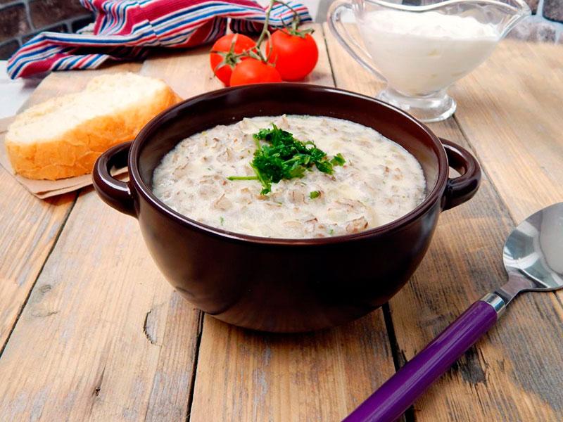 Армянский суп спас: ингредиенты, рецепт