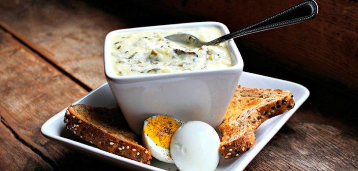 Кисломолочный суп спас по-армянски (фото, ингредиенты, рецепт)