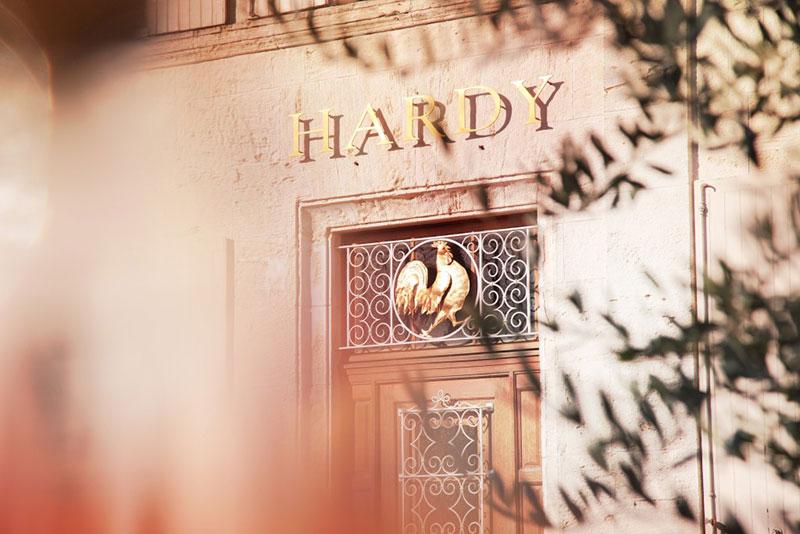 Французский коньячный дом Торговый дом Харди (Hardy)