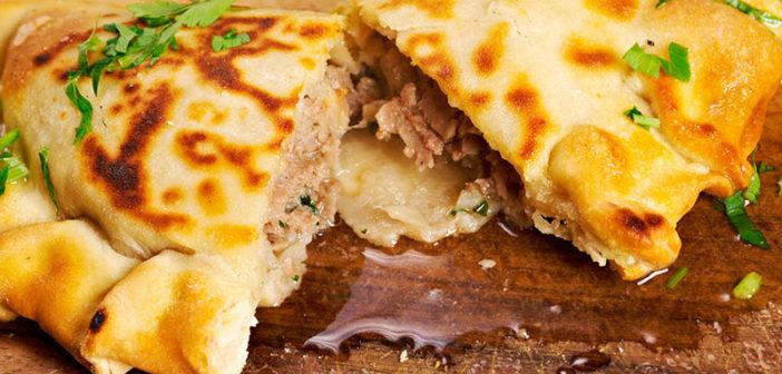 Кухня Азербайджана: кутабы с бараниной (фото, ингредиенты, рецепт)