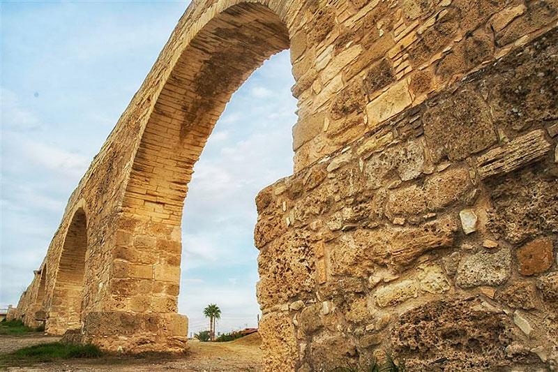 Достопримечательности Ларнаки: акведук Кемарес