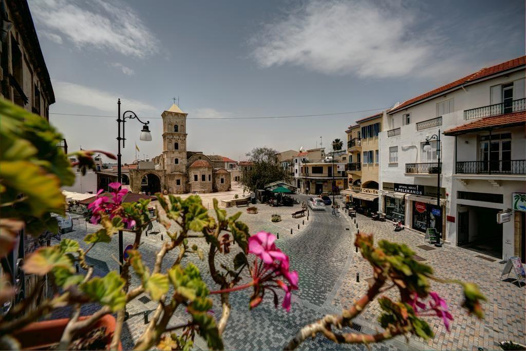 Что посмотреть в Ларнаке: площадь Европы