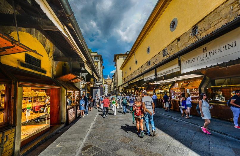 Понте-Веккьо, Флоренция: экскурсии, как добраться