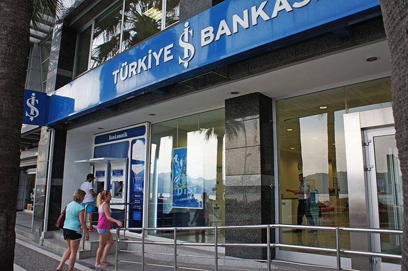 Где обменять валюту в Турции выгодно: коммерческий банк