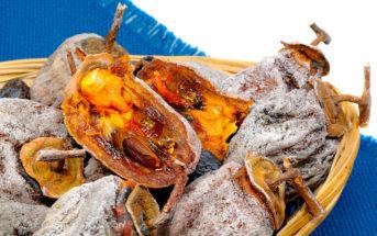 Чири (вяленая хурма) — рецепт домашнего приготовления