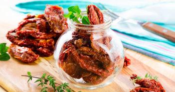 Вяленые помидоры своими руками (фото, ингредиенты, рецепт)