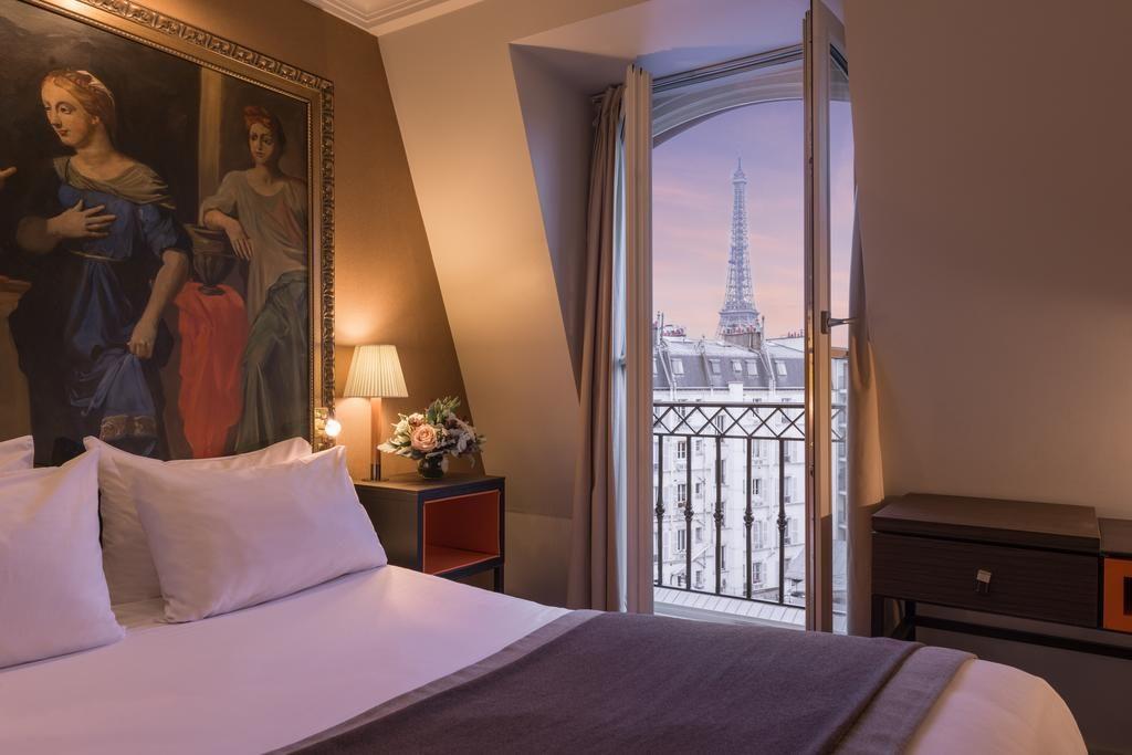 Отели в районе Эйфелевой башни: Hôtel Le Walt