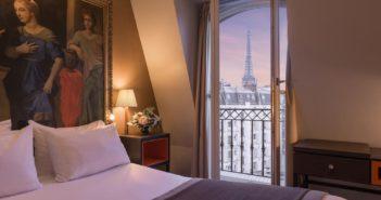 Отели в Париже: Hôtel Le Walt