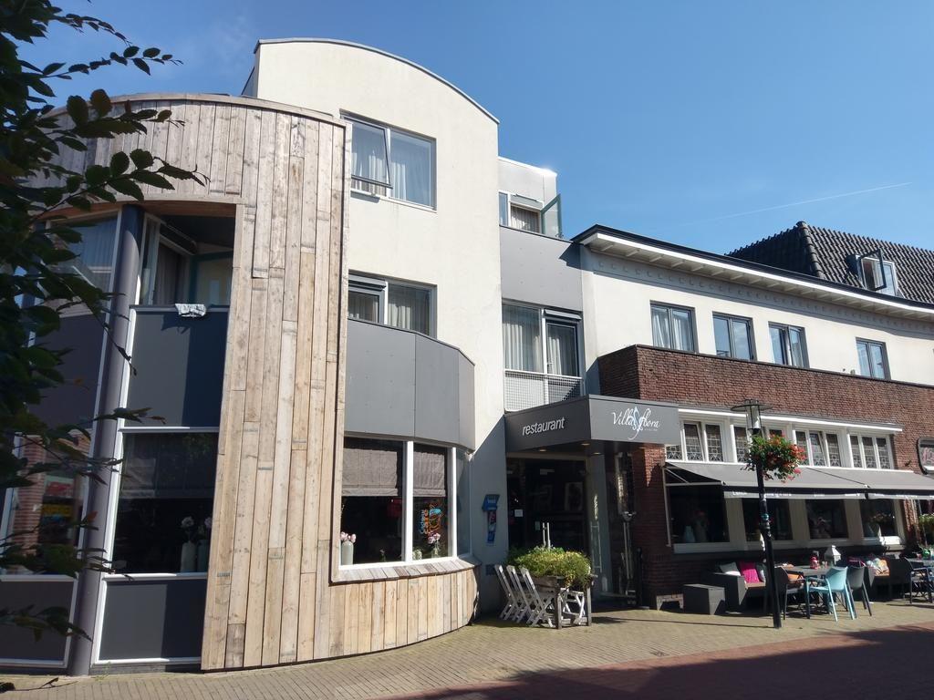 Где остановиться в Нидерландах: Hotel Villa Flora