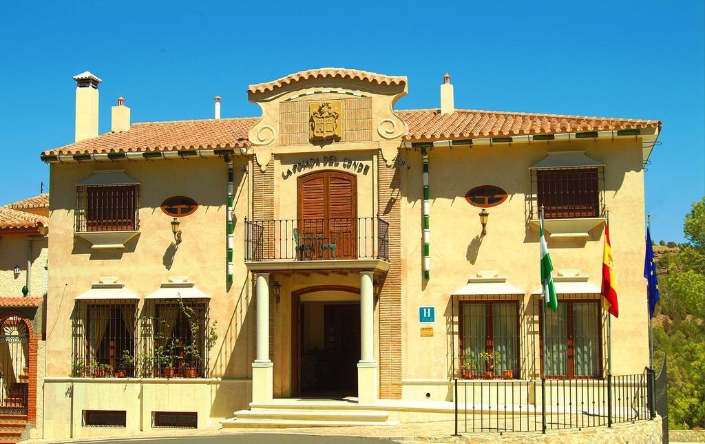 Отели в районе Каминито-дель-Рей: La Posada del Conde в Ардалесе