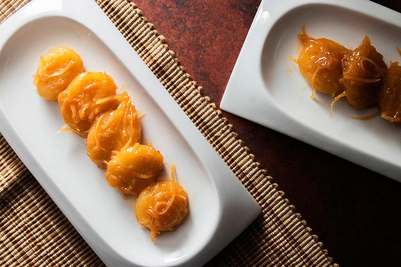 Десерты Таиланда: Кханом Том