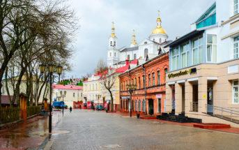 Витебск, Беларусь: интересные места, достопримечательности, где остановиться
