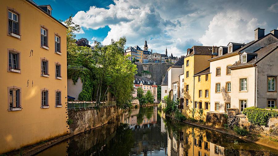 Экскурсии из Брюсселя на один день: Люксембург