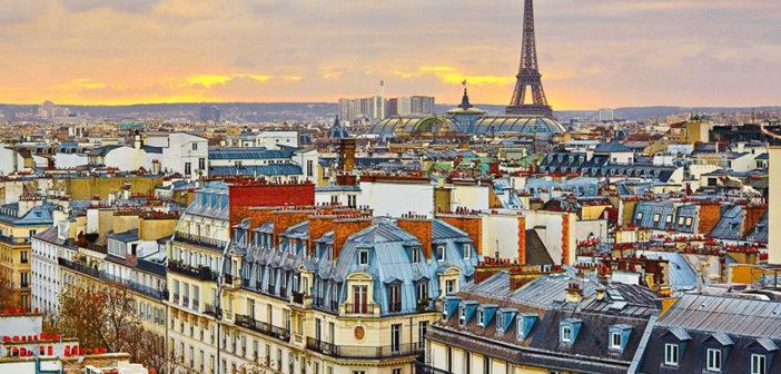Фотографии Парижа (18 ФОТО)