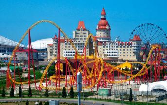 Парк развлечений «Сочи Парк» — как добраться, стоимость, аттракционы, дельфинарий, отели