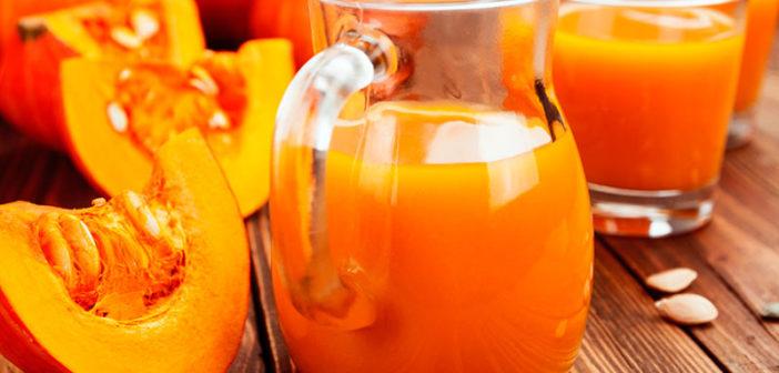 Тыквенный сок с мякотью: рецепт заготовки на зиму
