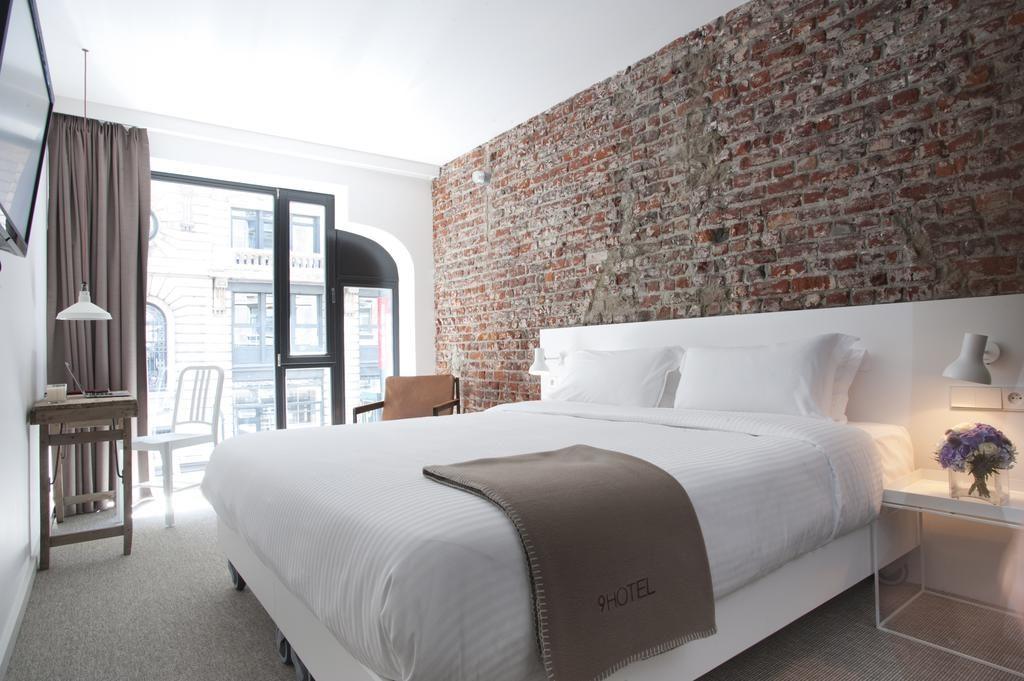Популярные отели в Брюсселе: 9Hotel Central