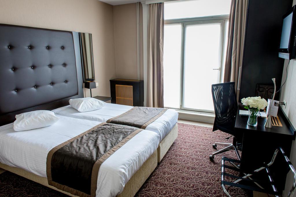 Отели в центре Брюсселя: Hotel Chambord