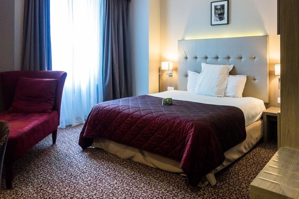 Четырехзвездочные отели Брюсселя: Marivaux Hotel