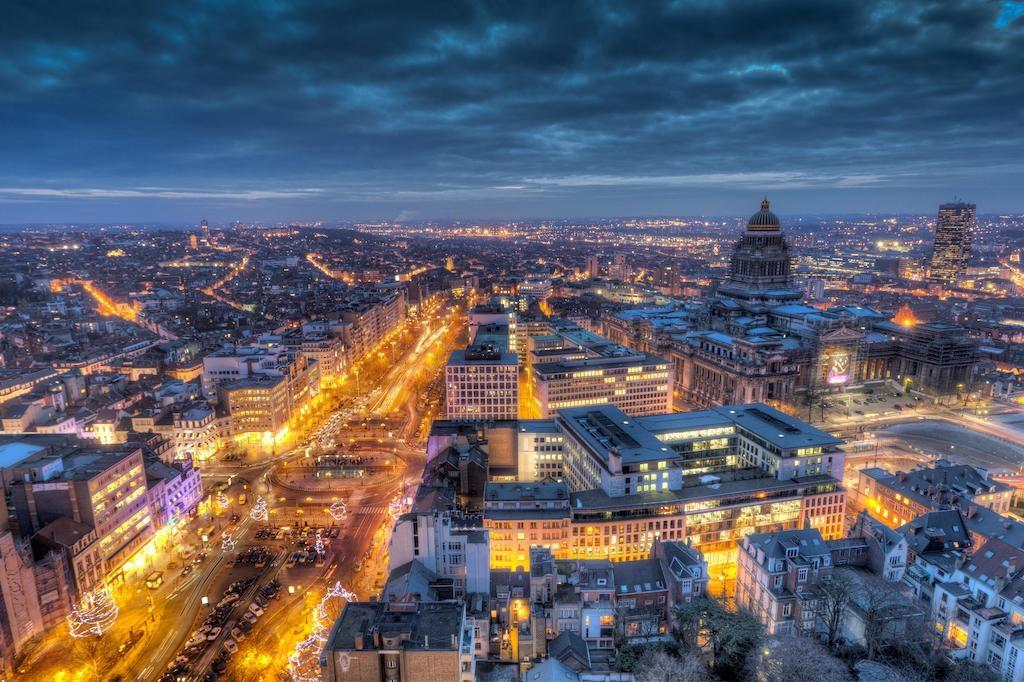 Лучшие отели в Брюсселе: The Hotel Brussels