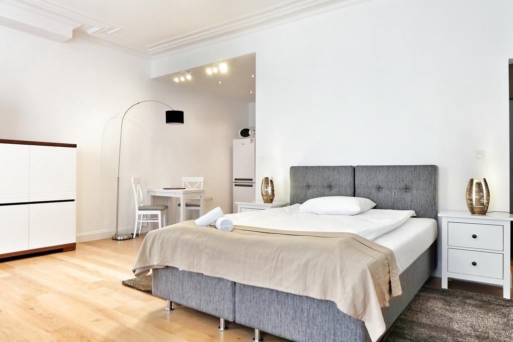 Апартаменты и отели в Брюсселе: Top Spot Residence