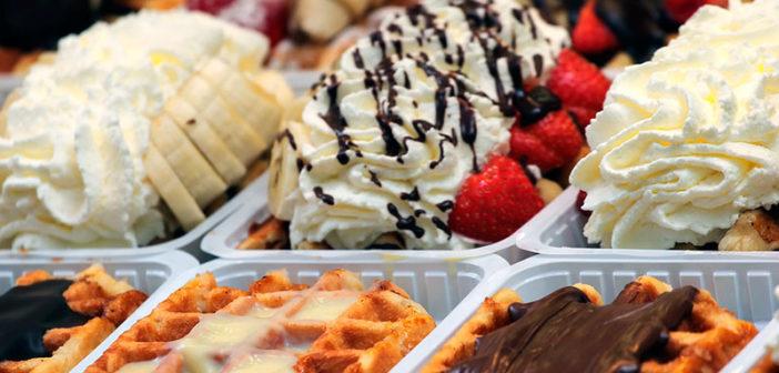 Бельгийские вафли: фото, рецепт приготовления, ингредиенты