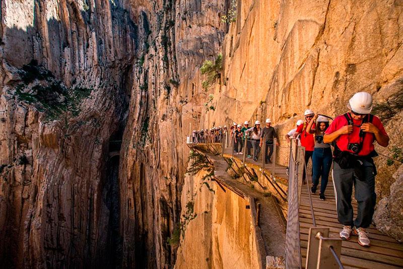 Экскурсия на Каминито-дель-Рей: бронирование, маршрут, цены