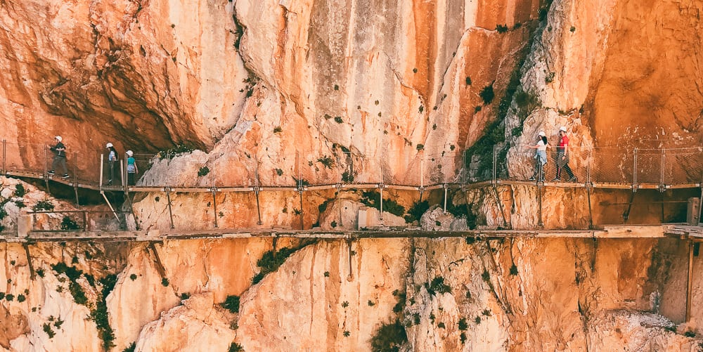 Как попасть на Каминито-дель-Рей в Испании: бронирование мест