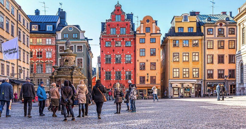 Королевства мира: Швеция