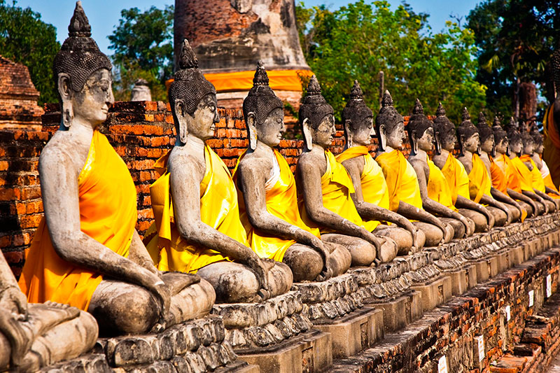 Королевства мира: Таиланд