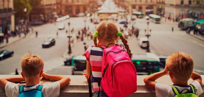 В Париж с детьми: 10 мест, которые нужно показать ребенку