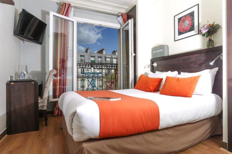 Отели Парижа в районе Северного вокзала: Avalon Hôtel Paris Gare du Nord