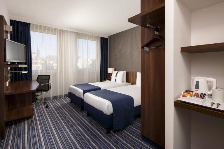 Где остановиться в Роттердаме: Holiday Inn Express Rotterdam