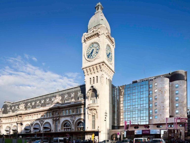 Где остановиться в Париже рядом с Лионским вокзалом: Mercure Paris Gare De Lyon TGV