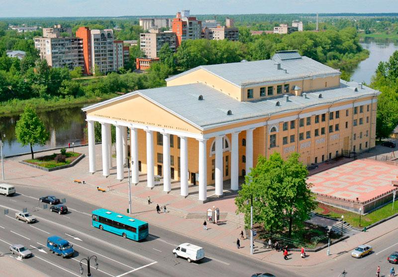Интересные места Витебска: драматический театр