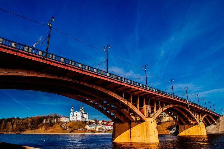 Достопримечательности Витебска: Кировский мост