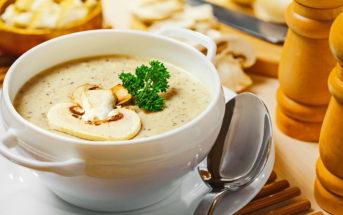 Готовим грибной суп по-гуцульски (фото, ингредиенты, рецепт)