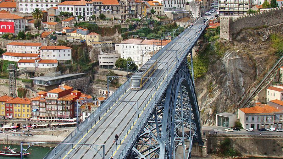 Мост Дона Луиша I: лучшая смотровая площадка Порту