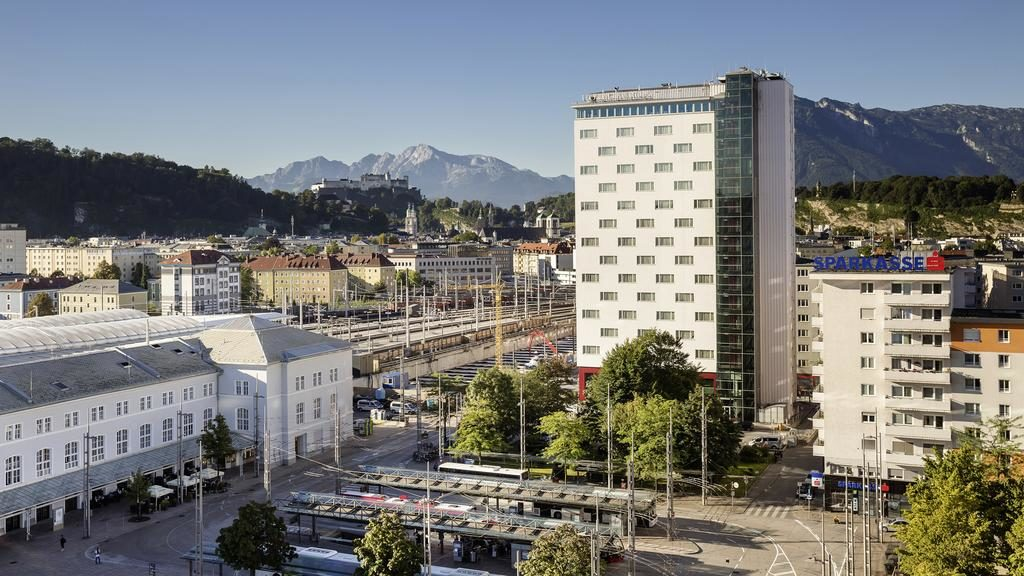 Отели в районе вокзала Зальцбурга: Trend Hotel Europa
