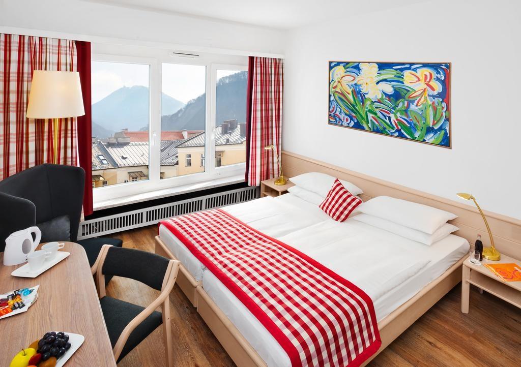 Отели в центре Зальцбурга: Hotel Imlauer & Bräu