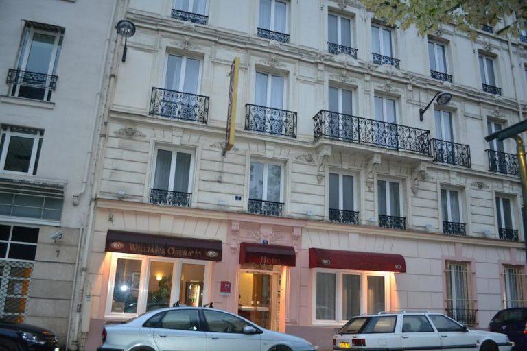 Бюджетный Hotel William's Opera для поездки в Париж