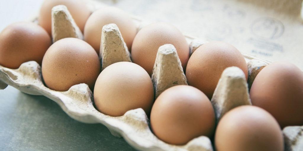 Куриные яйца при анемии в рационе
